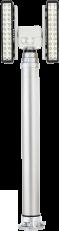 LED照明ポールシステムの製品写真